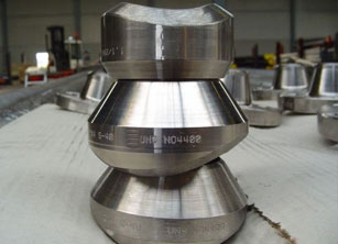 Inconel 600 Threaded Flexolet packed at Steel Tubes India